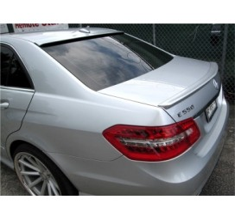 AMG спойлер за багажник за Mercedes E-Class W212 (2009+)