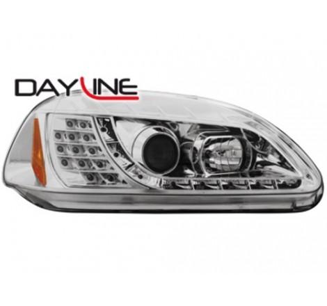Тунинг диодни фарове - Dayline за Honda Civic 2/5 врати (1996-1998) [150014]
