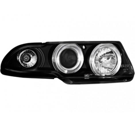 Тунинг фарове Angel Eyes за Opel Astra F (1991-1994) [119002]