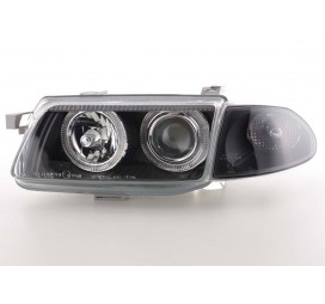 Тунинг фарове Angel Eyes за Opel Astra F (1991-1998) [119004]