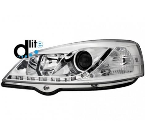 Тунинг диодни фарове - D-Lite за Opel Astra G (1998-2004) [1190028]