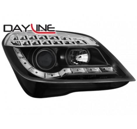 Тунинг диодни фарове - Dayline за Opel Astra H (2004-2009) [1190040]