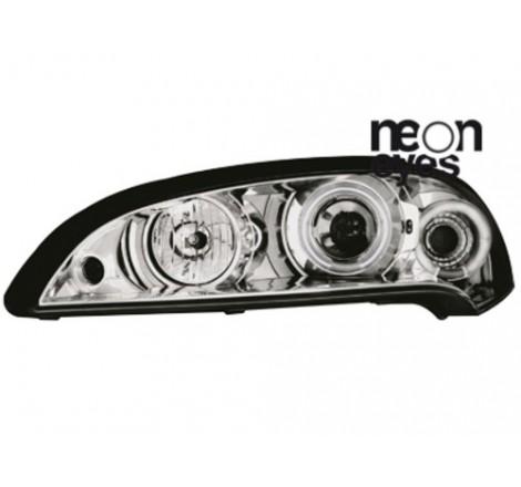 Тунинг фарове Neon Angel Eyes CCFL за Opel Tigra A (1994-1999) [1190087]