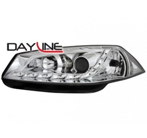 Тунинг диодни фарове - Dayline за Renault Megane (2003-2006) [180036]