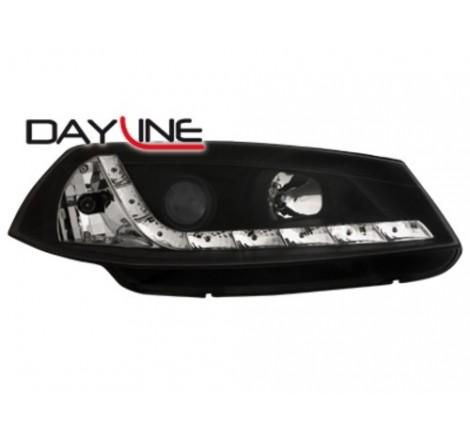 Тунинг диодни фарове - Dayline за Renault Megane (2003-2006) [180037]