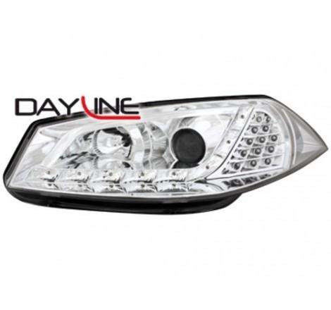 Тунинг диодни фарове - Dayline за Renault Megane (2003-2006) [180038]