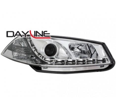 Тунинг диодни фарове - Dayline за Renault Megane (2003-2006) [180040]
