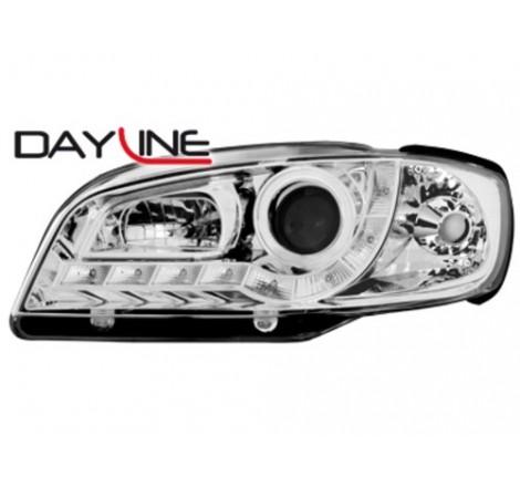 Тунинг диодни фарове - Dayline за Seat Ibiza 6K2 (1999-2002) [116007]