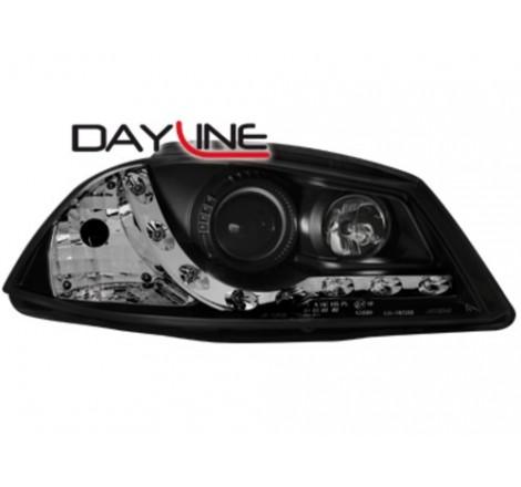 Тунинг диодни фарове - Dayline за Seat Ibiza 6L (2003-2008) [1160012]