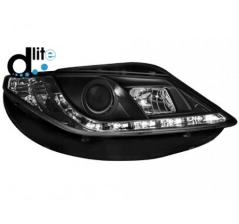 Тунинг диодни фарове - D-Lite за Seat Ibiza 6J (2008+) [1160020]