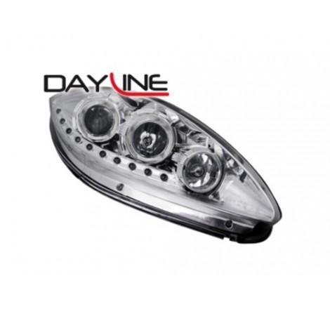 Тунинг диодни фарове - Dayline за Seat Leon 1P (2005-2009) [1160029]