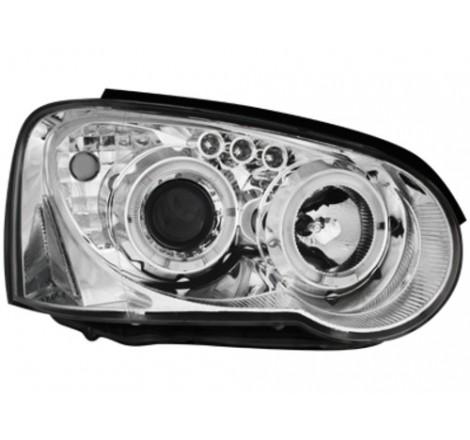 Тунинг фарове Angel Eyes за Subaru Impreza (2002-2005) [113003]