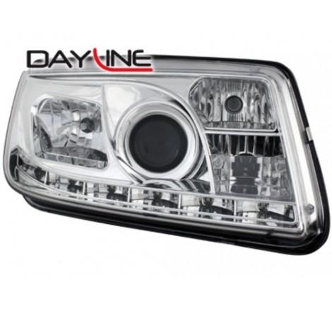 Тунинг диодни фарове - Dayline за Volkswagen Bora (1998-2005) [19005]