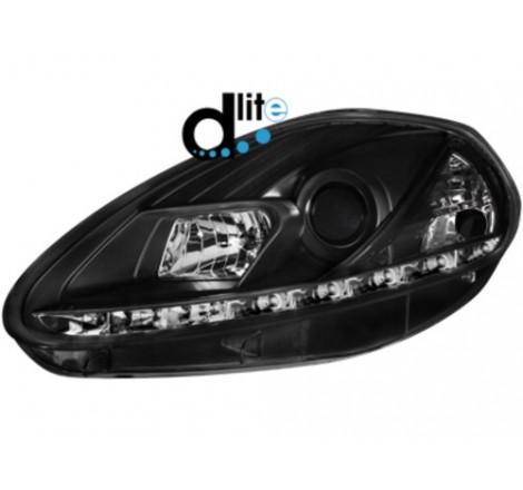 Тунинг диодни фарове - D-Lite за Fiat Punto Evo (2009-) [1290017]