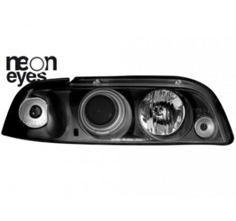 Тунинг фарове Neon Аngel Eyes CCFL за Fiat Punto (1993-1999) [1290021]