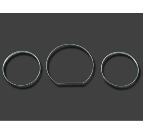 Рингове за табло за Мерцедес Е-Класа 124-ка / Mercedes E-Class W124 [11601]