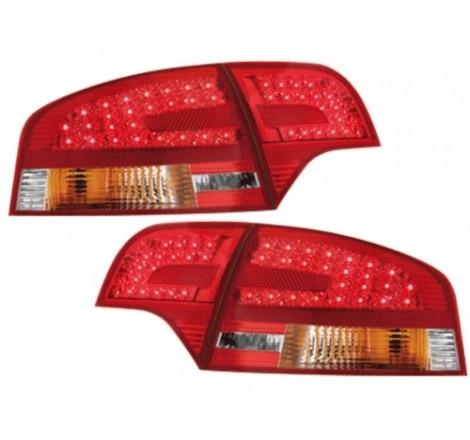 Тунинг диодни стопове за Audi A4 B7 Лимузина (2004-2008) [220059]