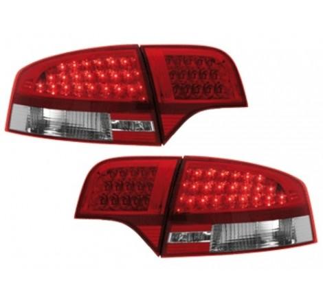 Тунинг диодни стопове за Audi A4 B7 Лимузина (2004-2008) [220060]