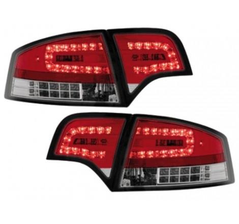 Тунинг диодни стопове за Audi A4 B7 Лимузина (2004-2008) [220063]