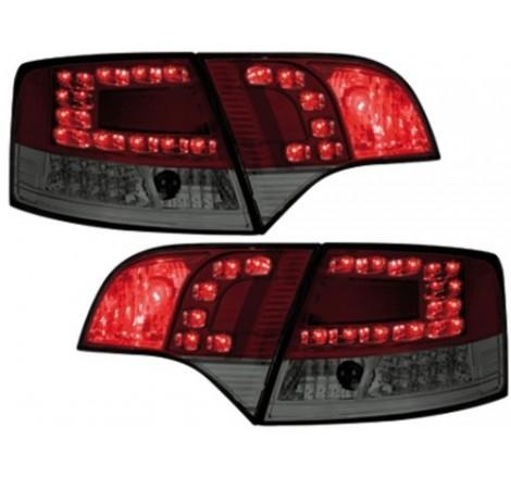 Тунинг диодни стопове за Audi A4 B7 Комби (2004-2008) [220069]