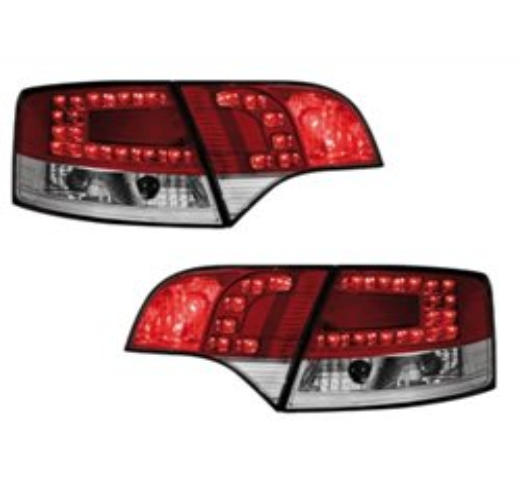 Тунинг диодни стопове за Audi A4 B7 Комби (2004-2008) [220071]