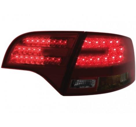 Тунинг диодни стопове за Audi A4 B7 Комби (2004-2008) [220077]