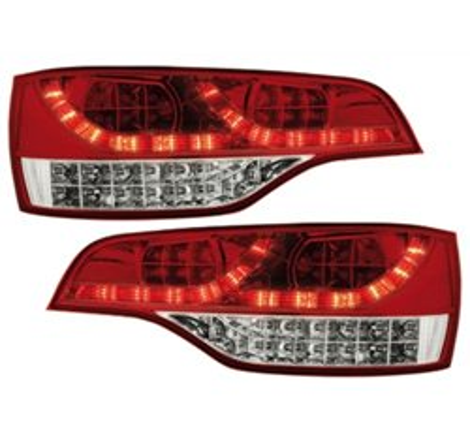 Тунинг диодни стопове за Audi Q7 (2005-2009) [2200109]