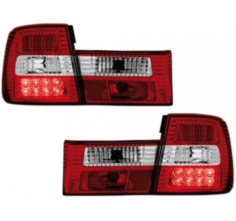 Тунинг диодни стопове за BMW E34 Limousine (1985-1995) [230090]