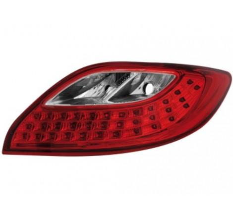 Тунинг диодни стопове за Mazda 2 (1997-2010) [223001]