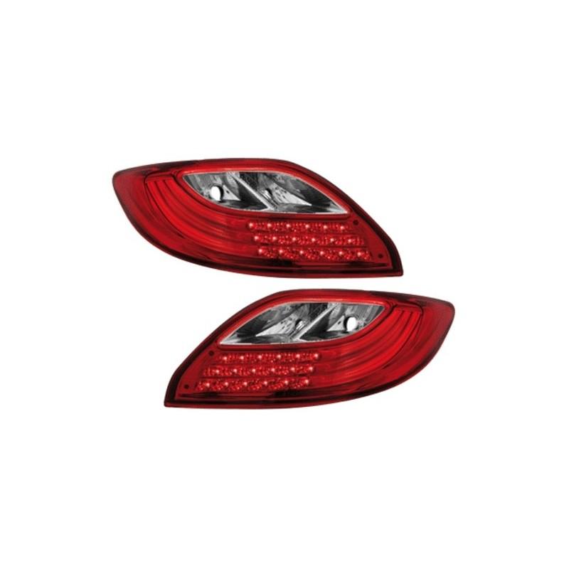 Тунинг диодни стопове за Mazda 2 (1997-2010) [223003]