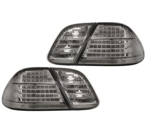Тунинг диодни стопове за Mercedes-Benz CLK W208 (1997-2002) [260019]