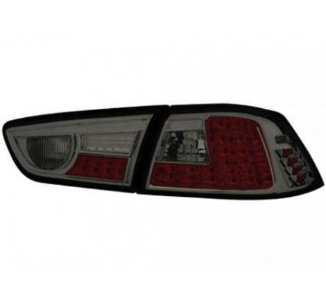 Тунинг диодни стопове за Mitsubishi Lancer Evolution X (2008+) [221003]