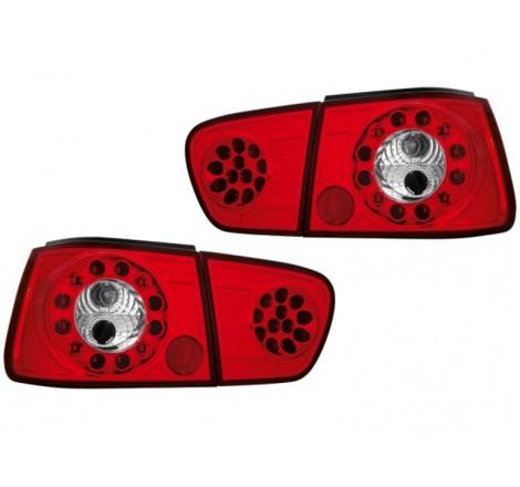 Тунинг диодни стопове за Seat Ibiza 6K2 (1999-2002) [216004]