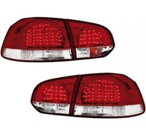 Тунинг диодни стопове за Volkswagen Golf VI (2008+) [2900130]