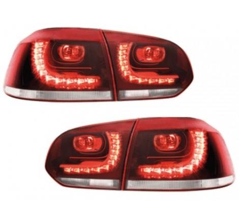 Тунинг диодни стопове за Volkswagen Golf VI (2008+) [2900138]