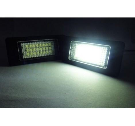 LED плафони за регистрационен номер за Audi Q5/A4/A5/S5 (2008+)