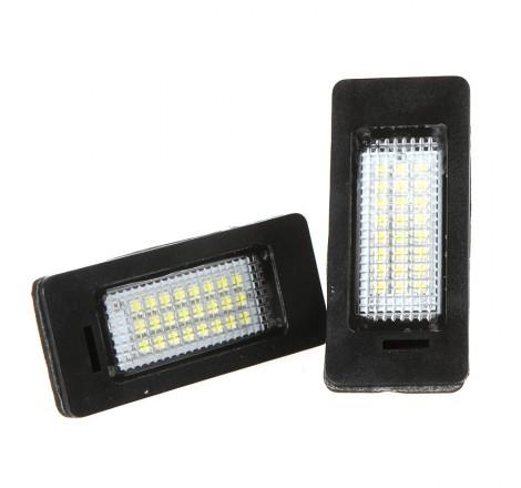 LED плафони за регистрационен номер за BMW E39/E60/E70/E71/E82/E88/E90/F10