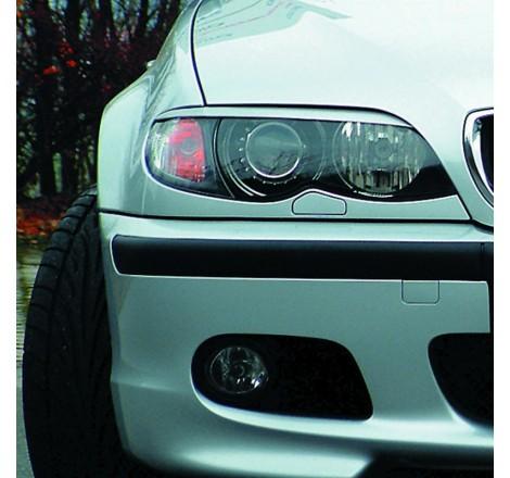 Вежди за фарове BMW E46 (2001-2005) Facelift [6304]