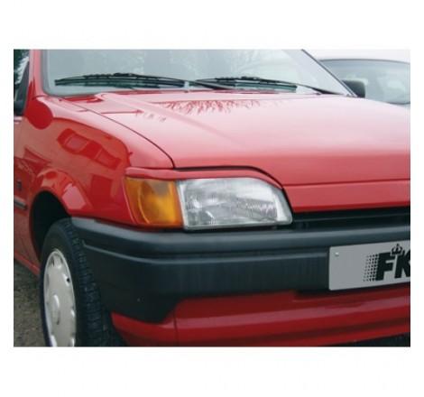 Вежди за фарове Ford Fiesta (1989-1996) [6403]