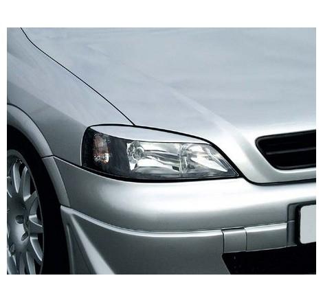 Вежди за фарове Opel Astra G (1998-2004) [61902]