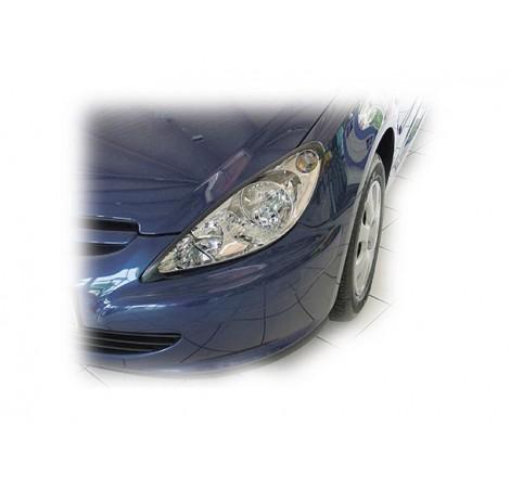 Вежди за фарове Peugeot 307 (2001-2008)[6702]