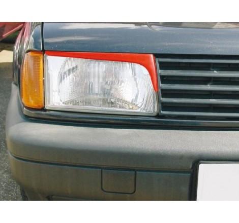 Вежди за фарове Volkswagen Polo 86C (1990-1994) [6909]