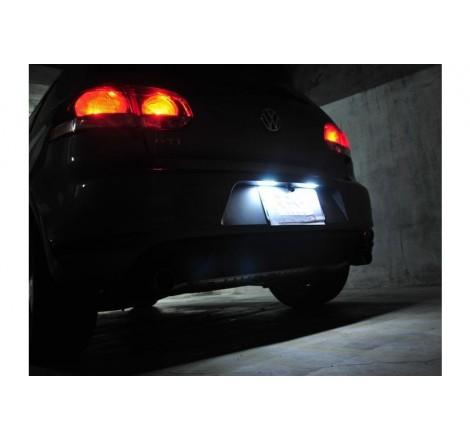 LED плафони за регистрационен номер за VW Lupo / Polo / New Beetle / Golf 4 / Golf 5 / Passat CC / Phaeton