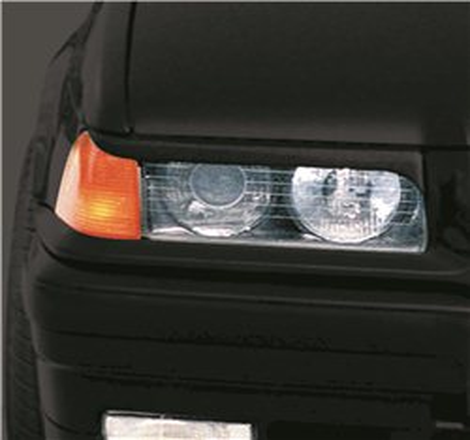 Вежди за фарове BMW E36 Sedan (1990-1998) [6311]
