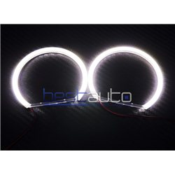"LED Ангелски очи ""BESTAUTO"" за BMW E46 Coupe Facelift (2002-2005) [A3007]"