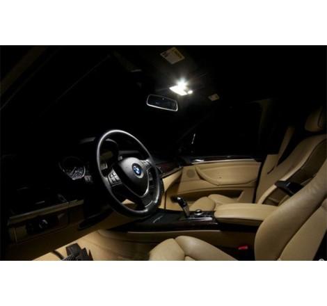Комплект LED интериорно осветление за BMW X5 E70 (2007-2014)