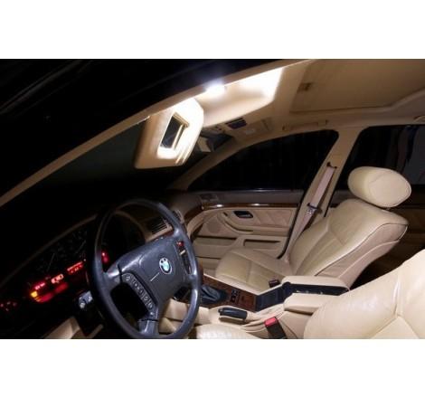 Комплект LED интериорно осветление за BMW E39 (1996-2003) Седан