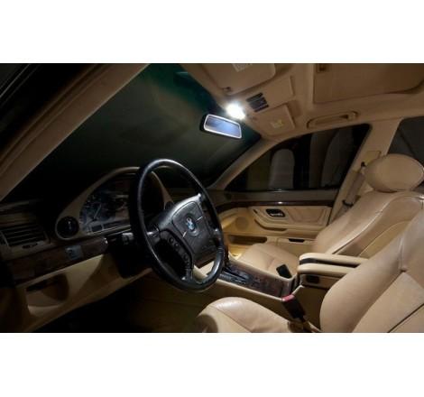 Комплект LED интериорно осветление за BMW E65 / E66 (2002-2008)