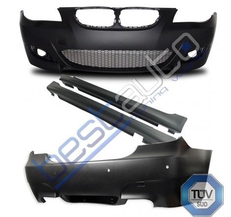 M5 пакет / Body Kit за BMW E60 / БМВ Е60 Седан (2003-2007) без халогени