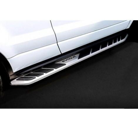 Алуминиеви степенки за Range Rover Evoque / Рейндж Ровър Евог (2011+)